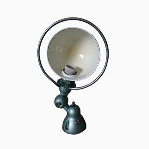 Lámpara de pared francesa industrial de Jean-Louis Domecq para Jieldé, años 50