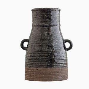 Urnas de gres de Inger Persson para Rörstrand, años 60