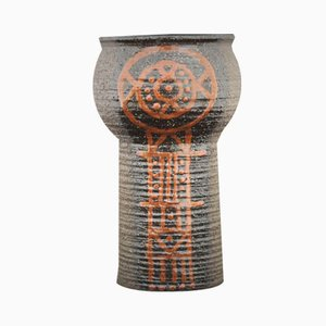 Stoneware Vase by Inger Persson for Rörstrand, 1960s