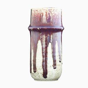 Vase en Grès par Sylvia Leuchovius pour Rörstrand, 1960s