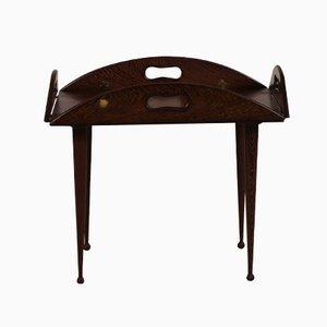 Vintage Wenge Butler's Tray by Jeanne Grut