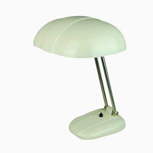 Lámpara de mesa de Sigfried Giedion para BAG Turgi, años 40