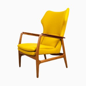 Dutch Wing Chair by Aksel Bender Madsen for Bovenkamp, 1960s