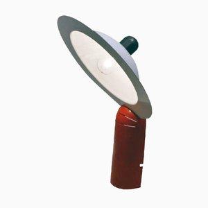 Lampada da tavolo Lampiatta di de Pas, D'Urbino & Lomazzi per Stilnovo, 1971