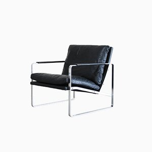 Model 710-10 Easy Chair by Preben Fabricius for Walter Knoll