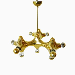 Lámpara colgante vintage con forma de molécula de Gebrüder Cosack