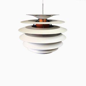 Dänische PH Contrast Lampe von Poul Henningsen für Louis Poulsen, 1960er