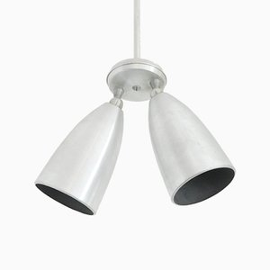 Swiv-O-Lite Pendant Lights from Prescolite, Set of 2