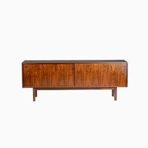 Danish Rio Rosewood Sideboard from Omann Jun Møbelfabrik, 1950s