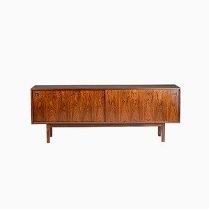 Danish Rio Rosewood Sideboard from Omann Jun Møbelfabrik, 1950s