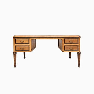 French Double-Face Desk by Franck Maison, 1920s