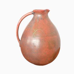 Jarrón de cerámica de Paul Dresler para Grootenburg