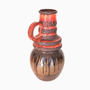 Grand Vase Vienna Lava par A. Seide pour Scheurich