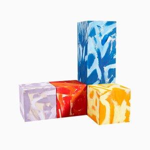 Cubicles de Naomi Clark para Fort Makers
