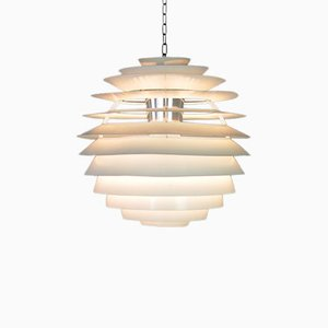 Lampe Louvre par Poul Henningsen pour Louis Poulsen, 1960s