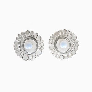 Water Droplets Wall Lights from Peill & Putzler, Set of 2