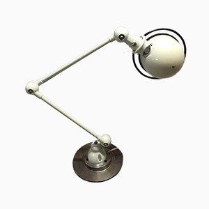 Lámpara francesa industrial de Jean Louis Domecq para Jielde, años 50