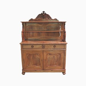 Antique Alsatian Cupboard