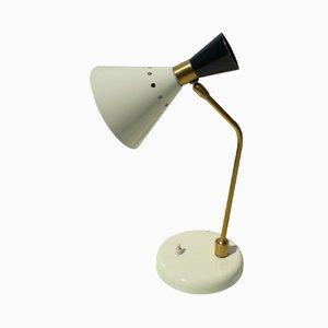 Lampe de Bureau de Stilnovo, Italie, 1950s