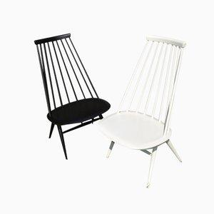 Mademoiselle Stühle von Ilmari Tapiovaara für Edsby Verken, 1959, 2er Set