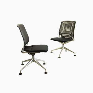 Meda Conference Chairs by Alberto Meda for Vitra, 2004, Set of 2