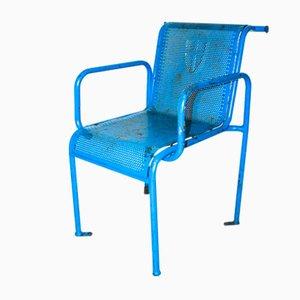 Chaise de Jardin Style Viennois de Sonett, 1960s