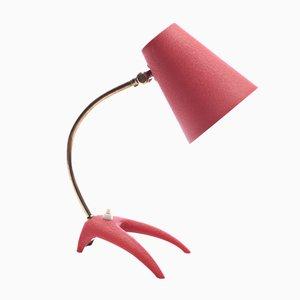Schwedische Tischlampe von Ewå Värnamo, 1950er