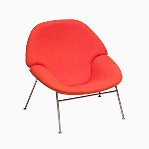 Vintage F555 Sessel von Pierre Paulin für Artifort
