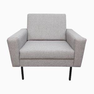 Grauer Würfelförmiger Sessel
