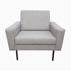 Grey Cubical Easy Chair