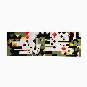 Calm Fish Teppiche von Kostas Neofitidis für KOTA Collections, 3er Set