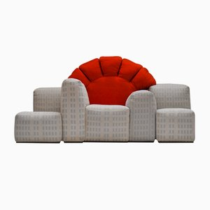 New York Sunrise Sofa by Gaetano Pesce for Cassina, 1979