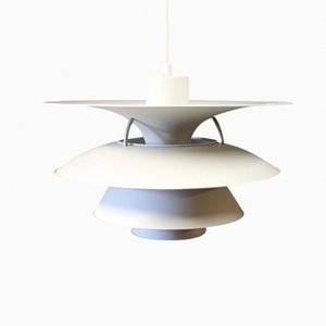 Lampe à Suspension The Charlottenborg PH5-4½ par Sophus Frandsen and Ebbe Christensen, 1980s