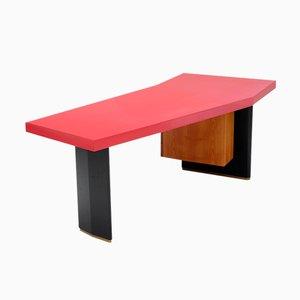 Boomerang Schreibtisch von Jos de Mey für Van den Berghe Pauvers, 1960er