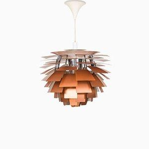 Lampada da soffitto Artichoke di Poul Henningsen per Louis Poulsen, Danimarca, 1957