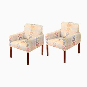 Mod. 896 Armchairs by Vico Magistretti for Cassina, Set of 2