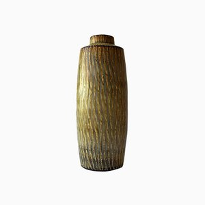 Mid-Century Swedish Rubus Floor Vase by Gunnar Nylund for Rörstrand, 1950s
