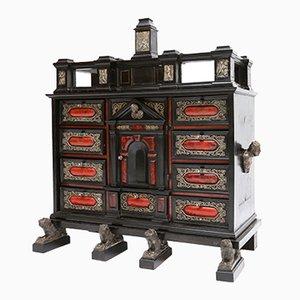 Mueble amberino belga antiguo