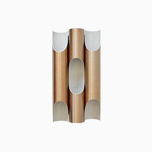 Dutch Fuga Wall Sconce by Maija Lisa Komulainen for Raak Amsterdam, 1970s