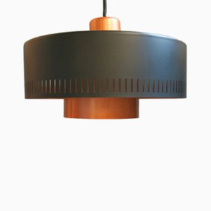 Vintage Metro Pendant Lamp by Jo Hammerborg for Fog & Mørup