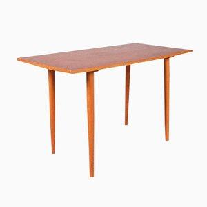 Table Basse en Teck et Bouleau de Tingströms, Suède, 1950s