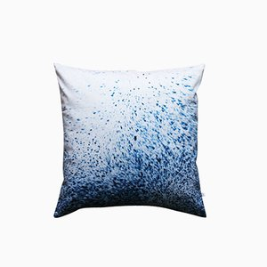 Whatever the Weather #01 Pillow by Anna Badur