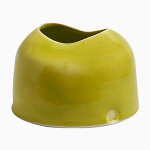 Récipient de Table Vert Citron par Tanya Gomez