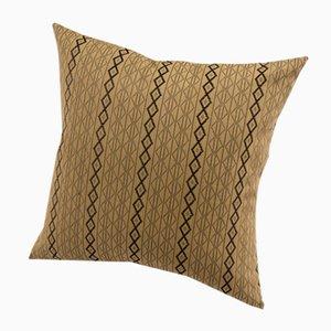 Coussin Mbake Décoratif Couleur Camel par Nzuri Textiles