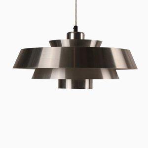 Danish Nova Lamp by Jo Hammerborg for Fog & Mørup, 1960s