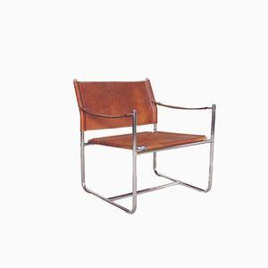 Vintage Admiral Safari Lounge Chair by Karin Mobring for Ikea