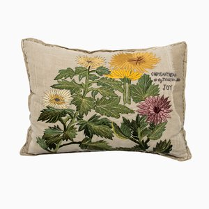 Chrysanthemum Cushion by Bokja