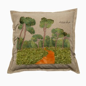 Beirut Madinati Cushion by Bokja