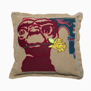 Coussin We Are All Aliens par Bokja