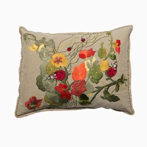 Ladybird Cushion by Bokja